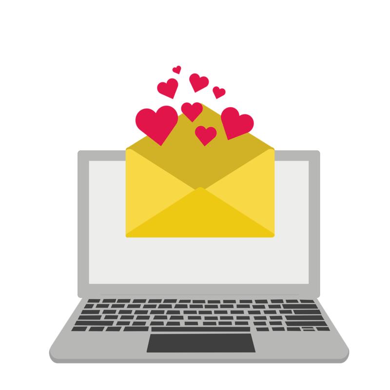 messages sur les sites de rencontres en ligne